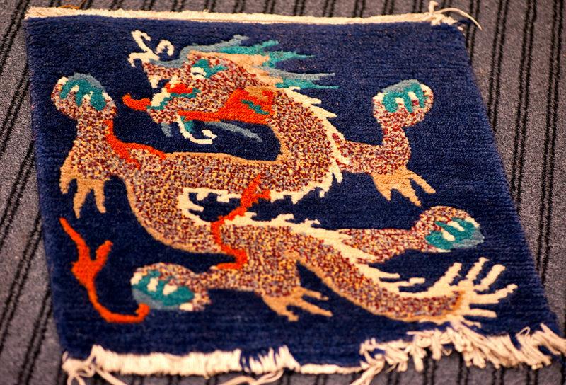 Monks Dragon