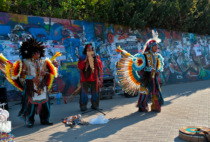 Indians in Warsaw