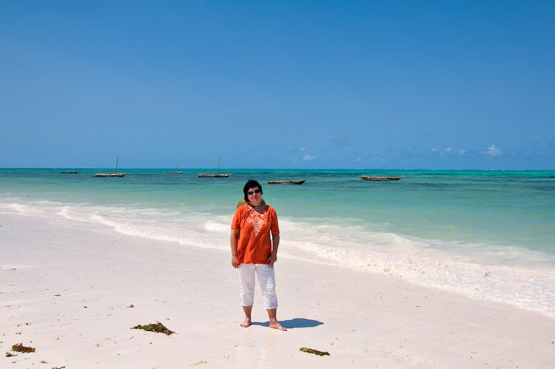 On The Beaches Of Zanzibar