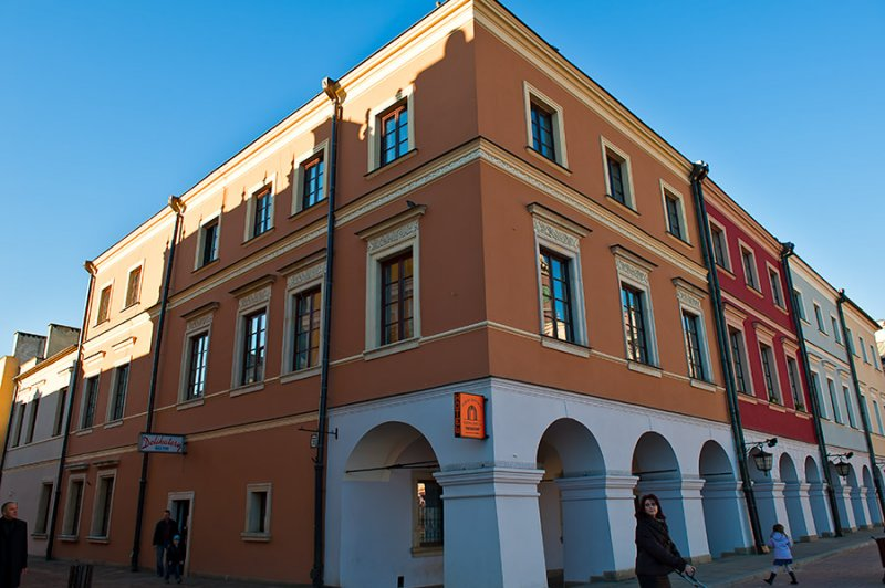 The First Morando Tenement House