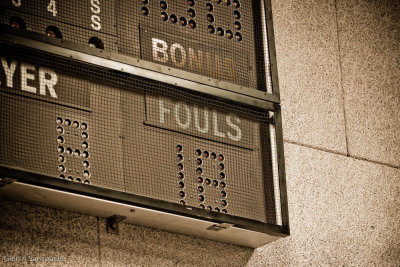 Bonus Fouls
