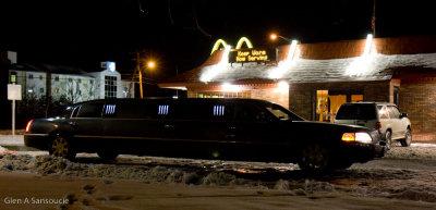 Swanky Burger Run