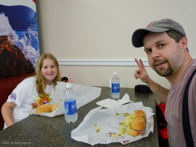 Day 151 - Lunch at the Buxton House of Pizza
