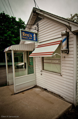Day 161 - Reo's Barber Shop