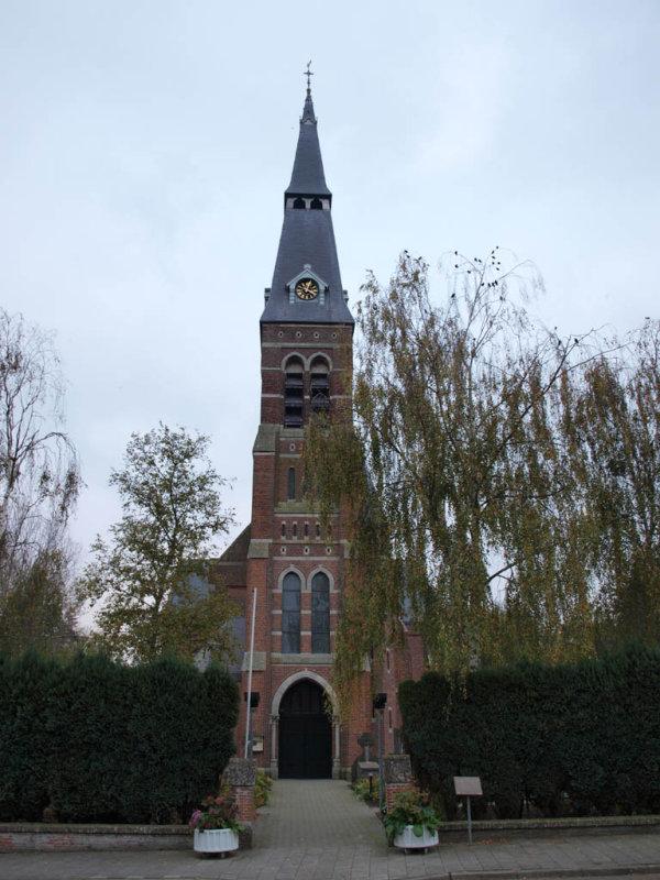 Hengstdijk, RK h Catharinakerk 2, 2008