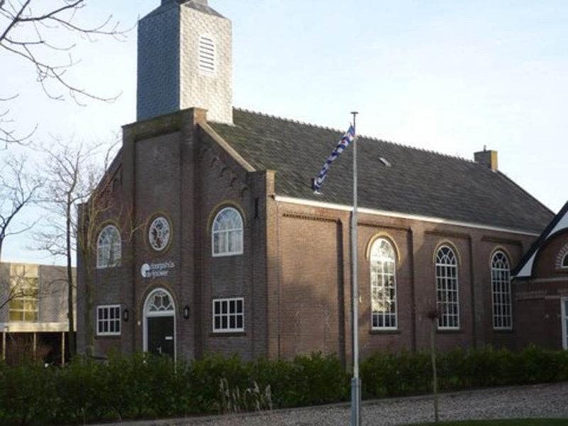 Reitsum, geref kerk  ex nu dorpshuis [004], 2008