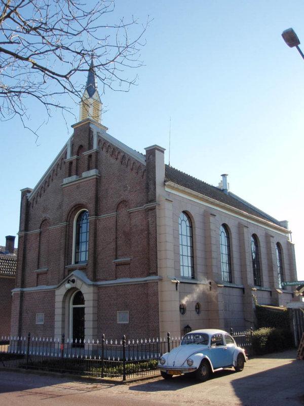Barsingerhorn, NH kerk nu woonhuis 2, 2008.jpg
