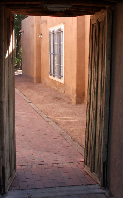 LAS CRUCES NEW MEXICO - MESILLA OLD TOWN AND PLAZA.JPG