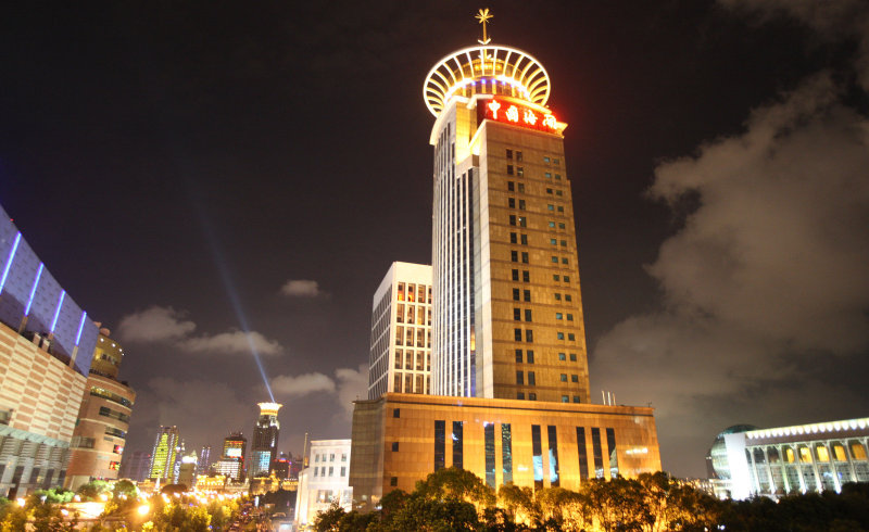 NIGHT OUT IN SHANGHAI - PEARL TOWER & BRAND MALL (132).JPG