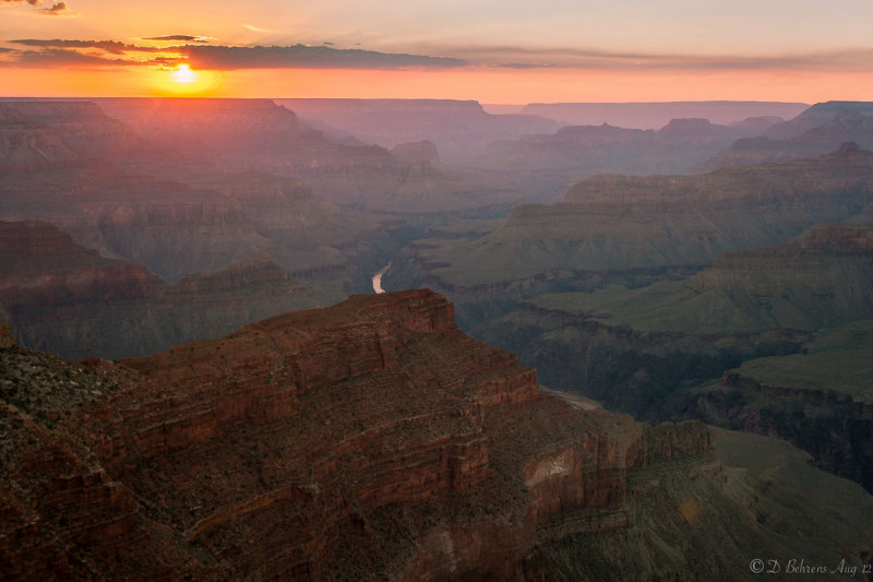South Rim from Hopi Point