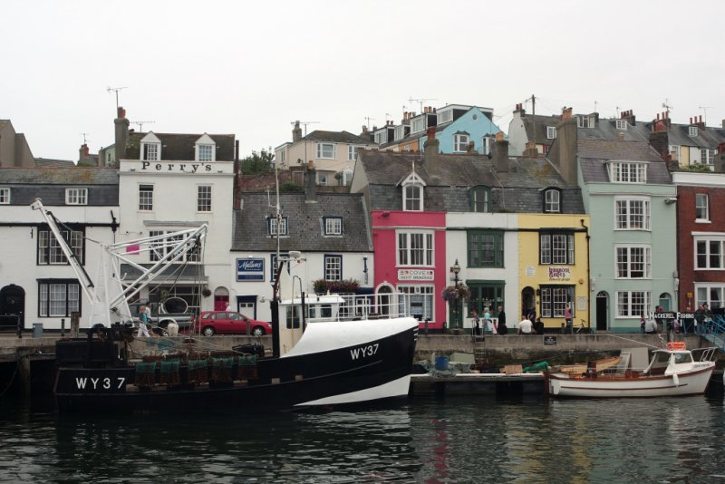 Weymouth Harbour 3