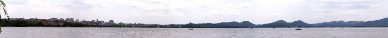 Hangzhou �州 - 西湖 West Lake (pano 15)