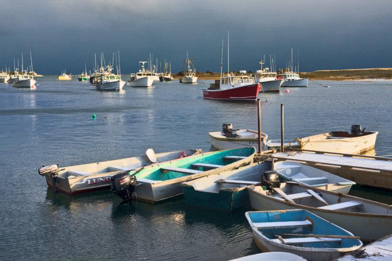 November : Chatham Fleet