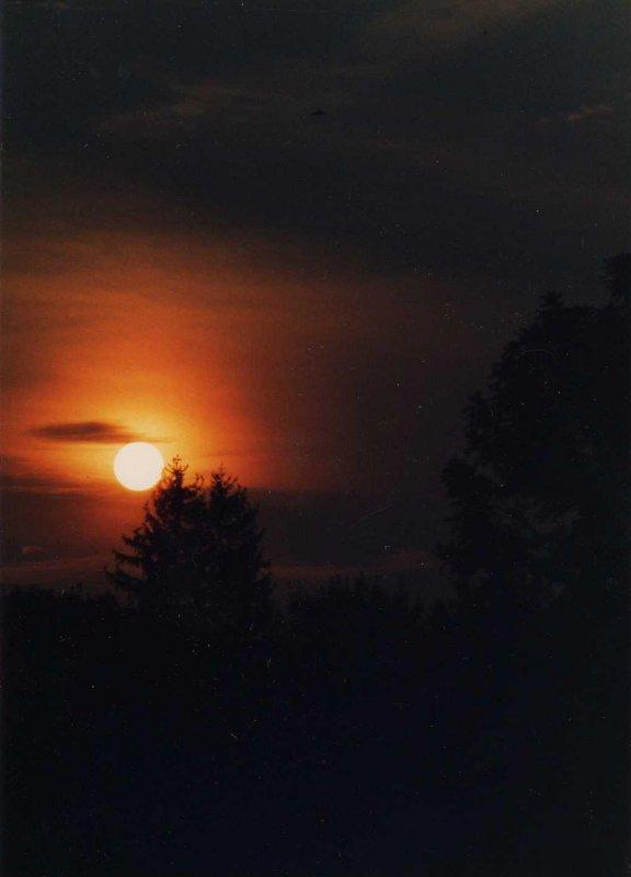 Newtown PA Sunset 2
