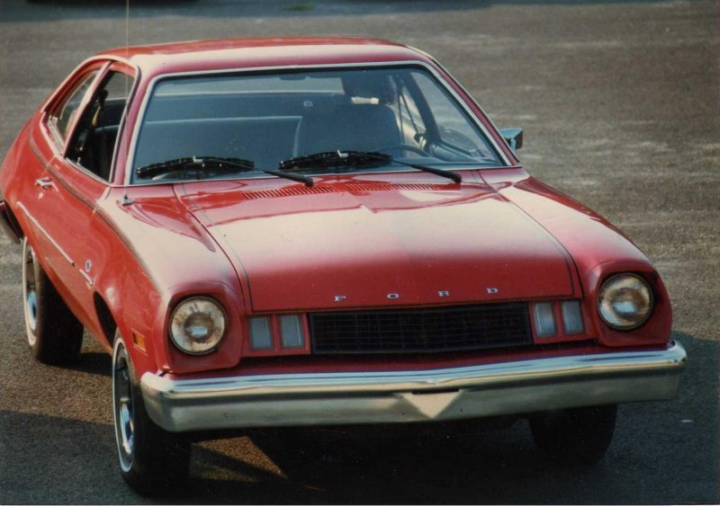 My 1978 Ford Pinto
