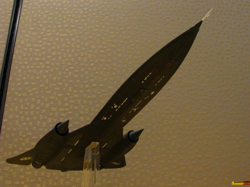 Lockheed SR-71 A Blackbird - USAF 9th SRW, 17974 Ichi Ban Kadena AFB Japan 1968