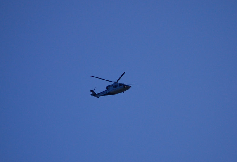 NJ State Trooper Helicopter
