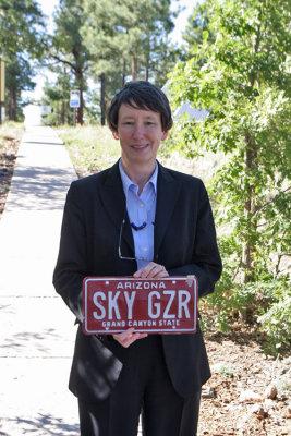 Dr. Eileen Friel, Director Lowell Observatory