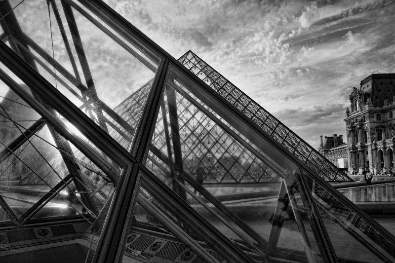 Amazing Louvre  Paris, France