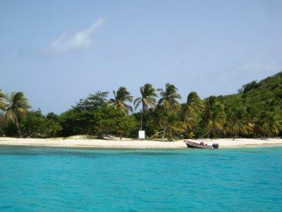 Petit Rameau, Tobago Cays
