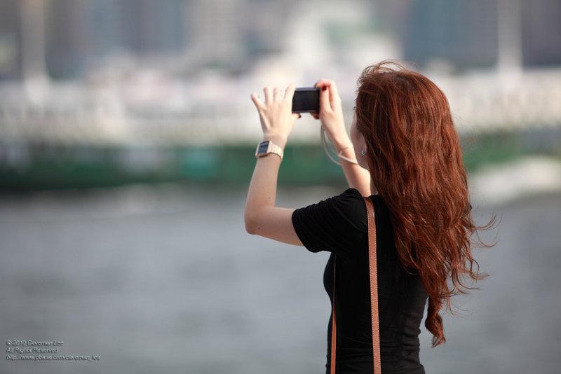 Capturing a ferry