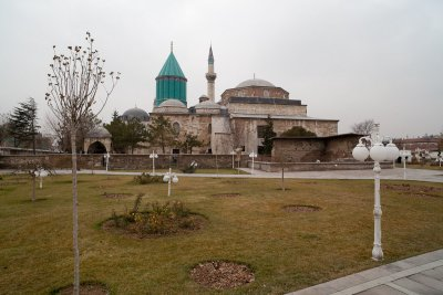 Konya and the home of Rumi