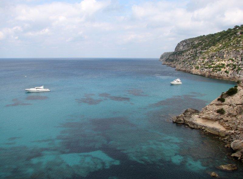 Beautiful View of La Mola