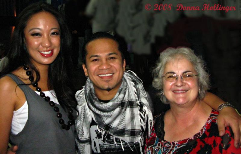 JG, Tony and Carolyn