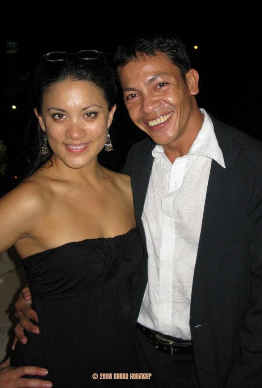 Diane and Sethi