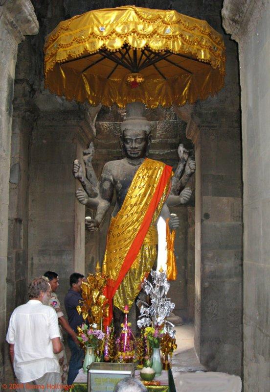 Shiva-like Buddha