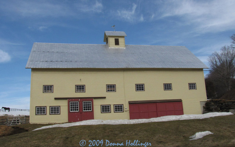 David Lambs Barn