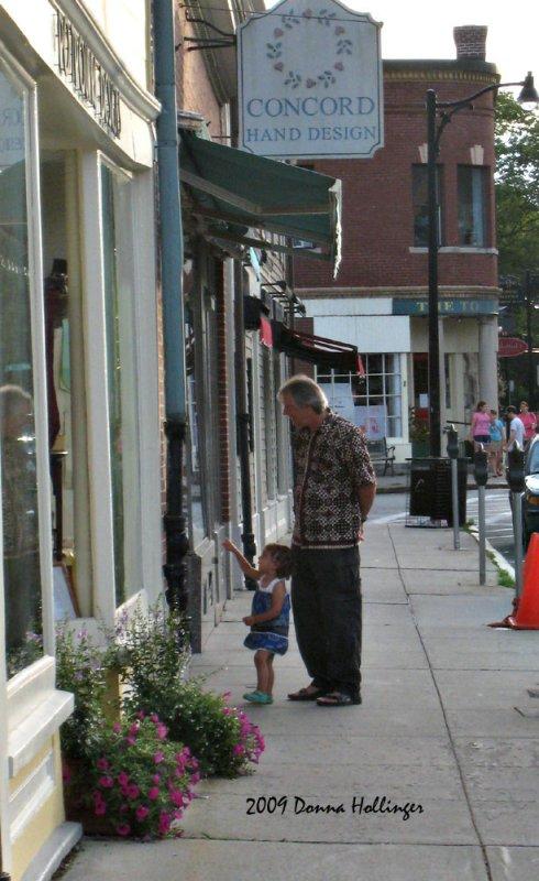 Peter Walking Florita