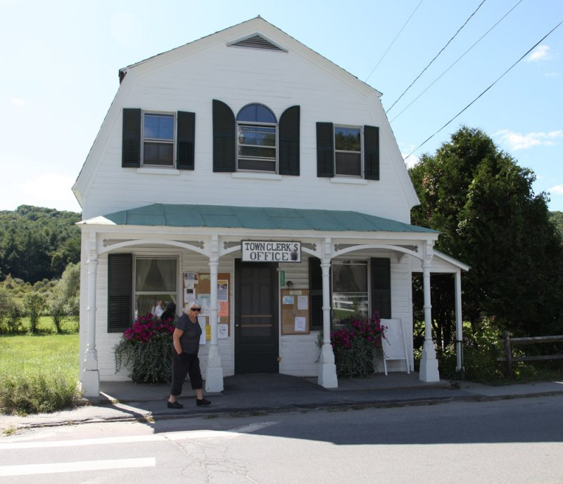 Strafford  Town Clerks Office