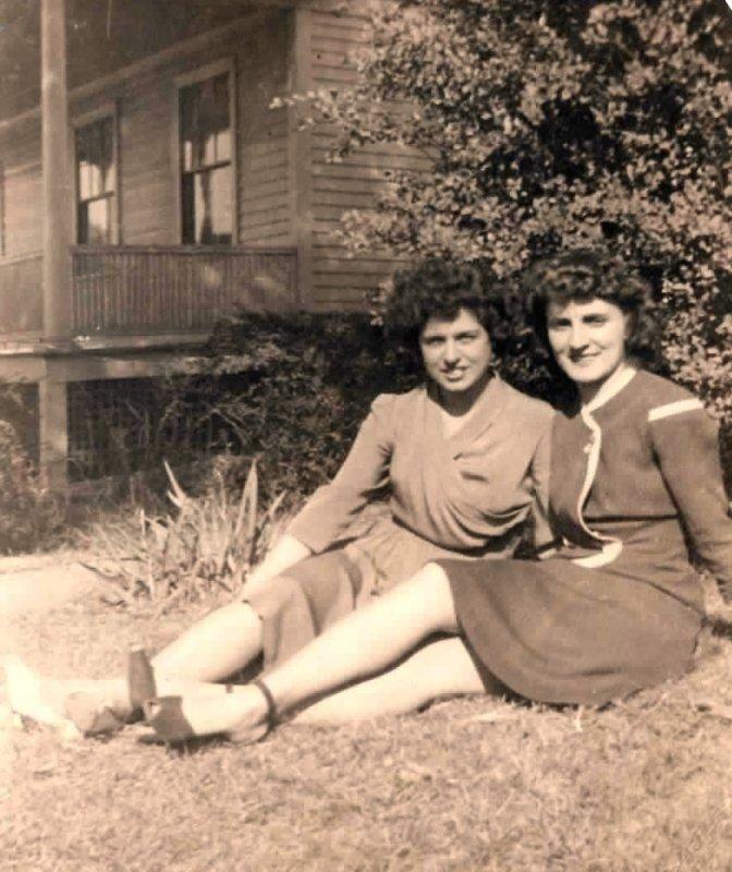 My Mother Dora and Her Friend Ann