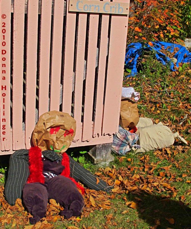 Velveteen Scarecrow