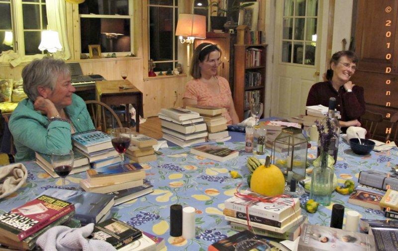 Vermont Bookclub