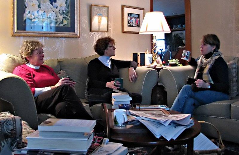 Sally, Irene and Eileen