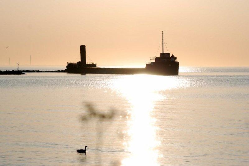 Sunrise at Port Credit Ontario