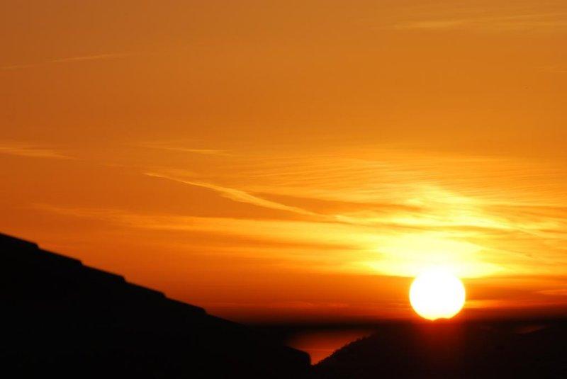 Another spectacular Arizona sunset...