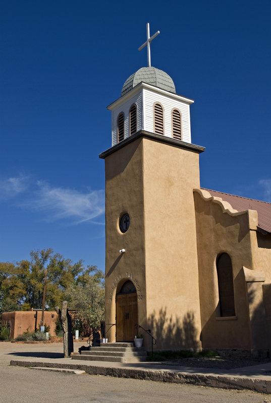 Church in Los Cerrillos
