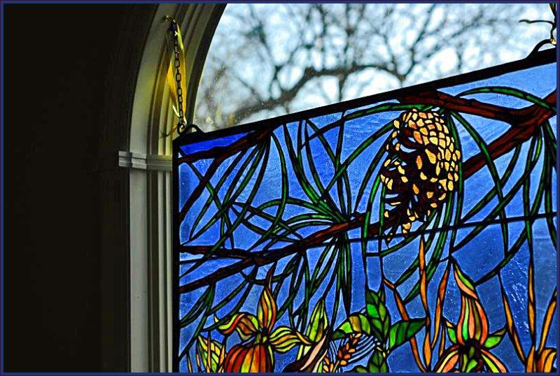 bedroom glass