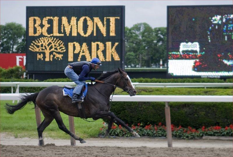 Belmont Park Race-Track