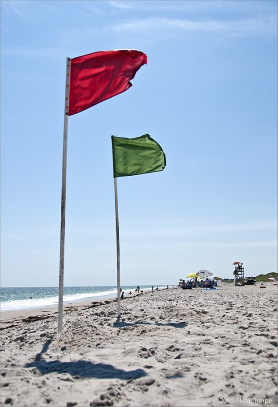 Red Green Flags