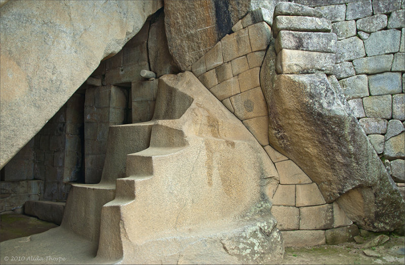 Machu Picchu, stone work
