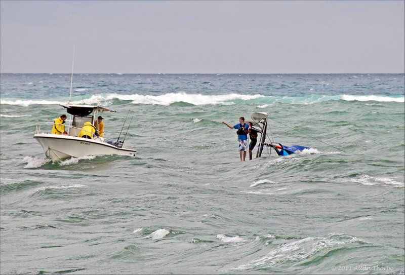 Inlet Rescue