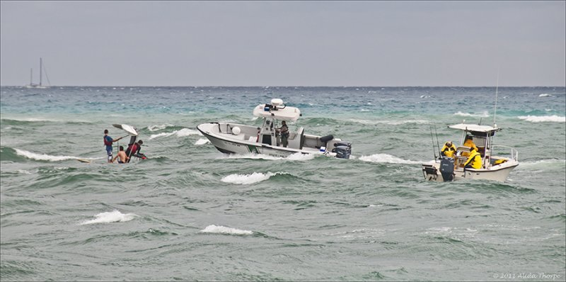 Jupiter Inlet Rescue