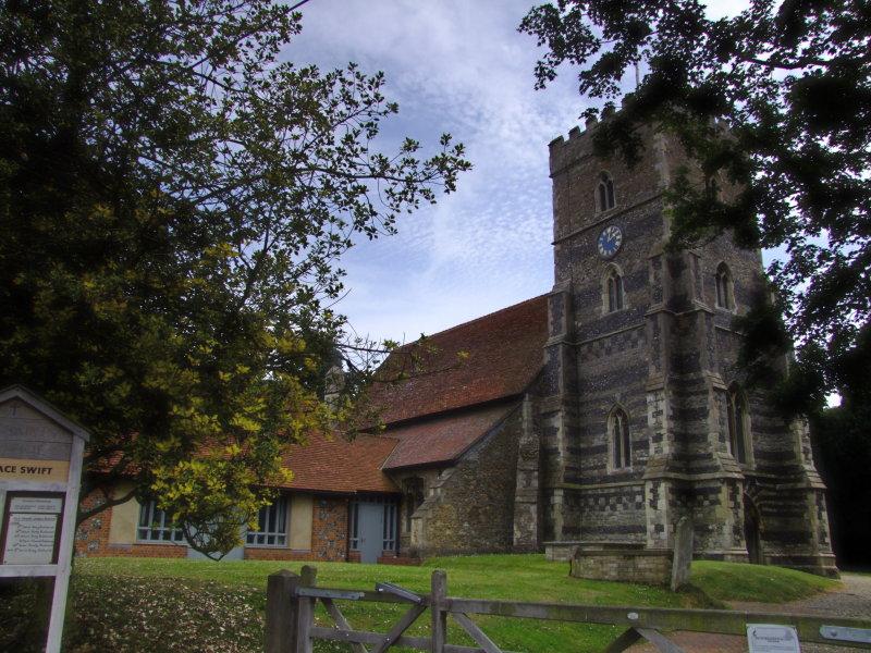 All  Saints Church, Purleigh