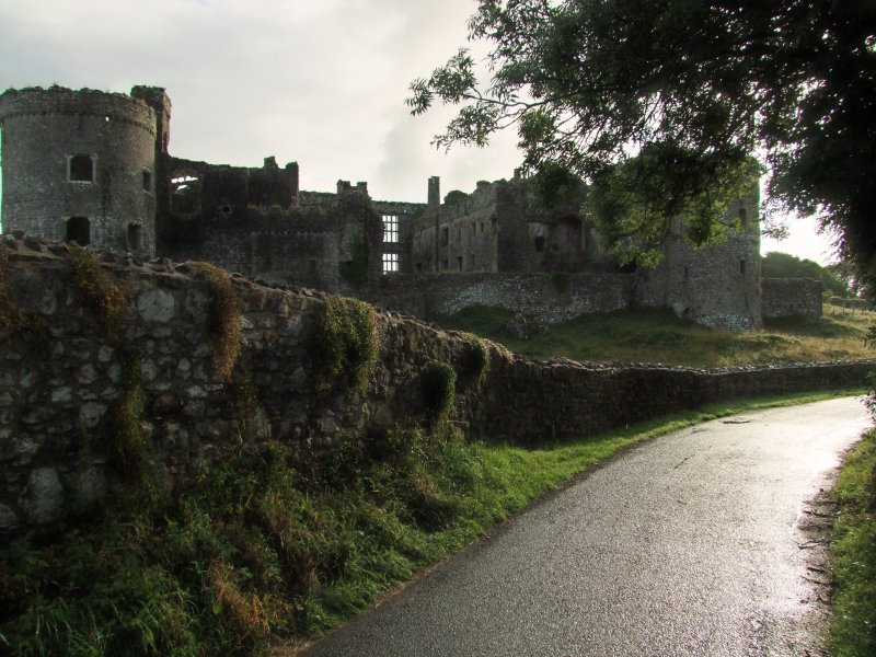 Carew  Castle / 3