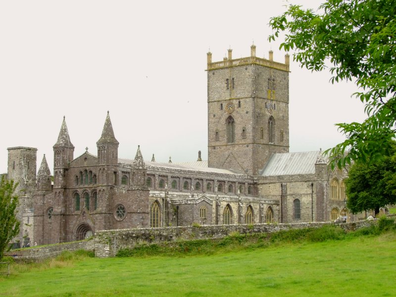 St. Davids  Cathedral.