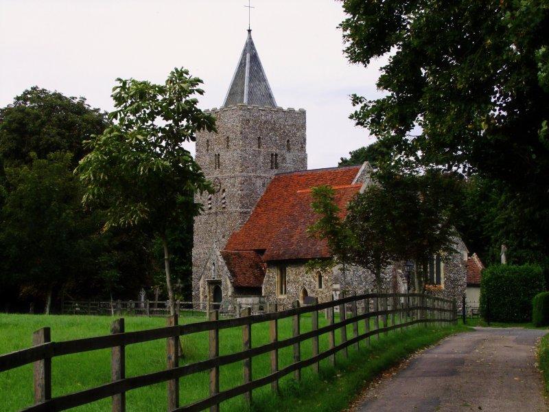 St. Katherines  church.
